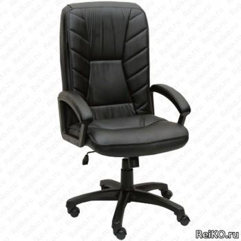 """Кресло """"Фортуна 5"""" (1) черный кожзам"""