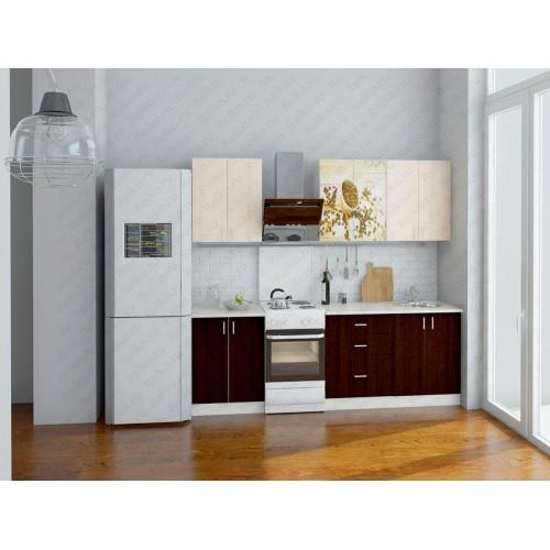 """Кухня """"Кофе"""" 1,8м"""